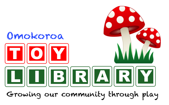 Omokoroa Toy Library Logo