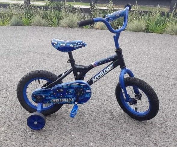 Two Wheeled Bike