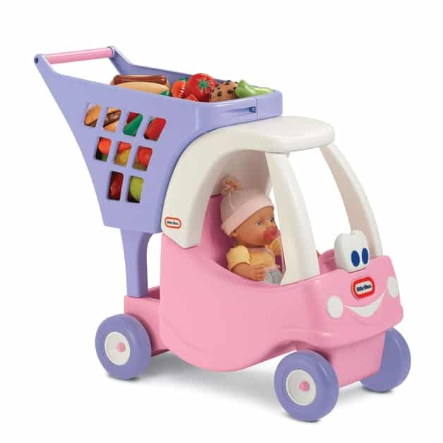 Cozy Coupe - Shopping Cart