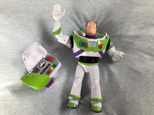 Buzz Lightyear theme set photo