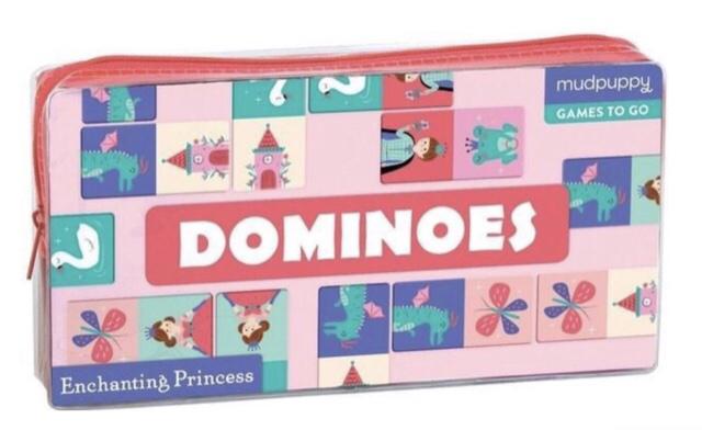 Princess Dominoes